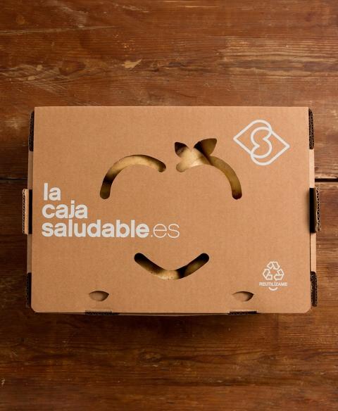 Caja de patatas a un solo click.
