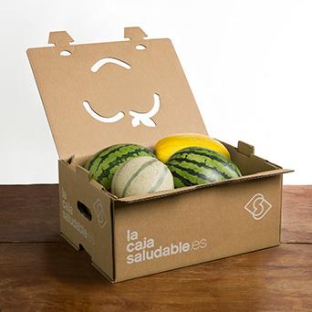 Caja combo fruta