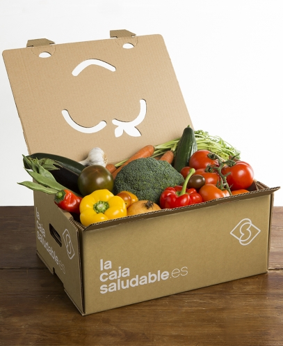 La caja saludable